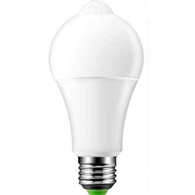 Lampadina intelligente 2021 Stile Led Lampadina Luce Con Sensore Di Movimento E27 18w Bombillas Led Lampadine Smart Lampada Luce Calda Bianco