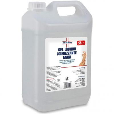 Antigerm Tanica da 5 Litri Gel Igienizzante